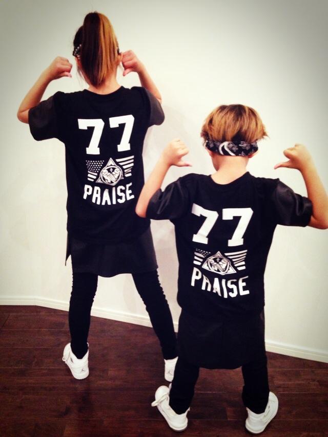dancelabo_danlabo_hiphop_studio_ダンス_ヒップホップ_コンテスト_衣装_製作_Tシャツ_praise